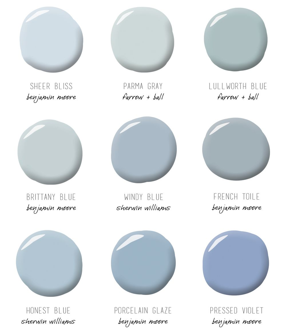 Awesome Light Blue Paints