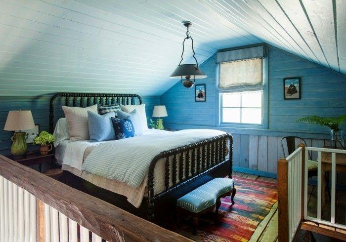 Was Ein Schlafzimmer Im Landhausstil Charakterisiert Schlafzimmer