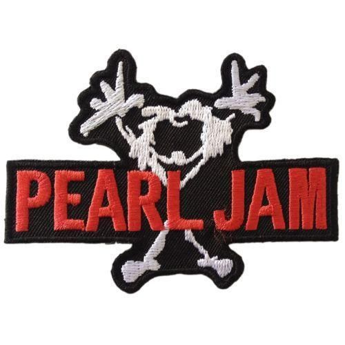 Pearl Jam Embroidered PATCH//BADGE