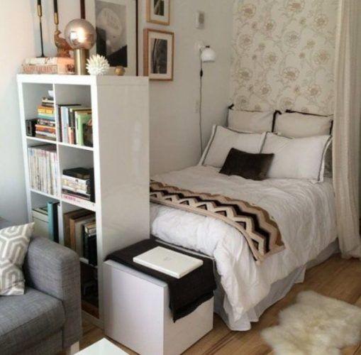60 Desain Interior Kamar Tidur Ukuran 2—3 Meter Minimalis