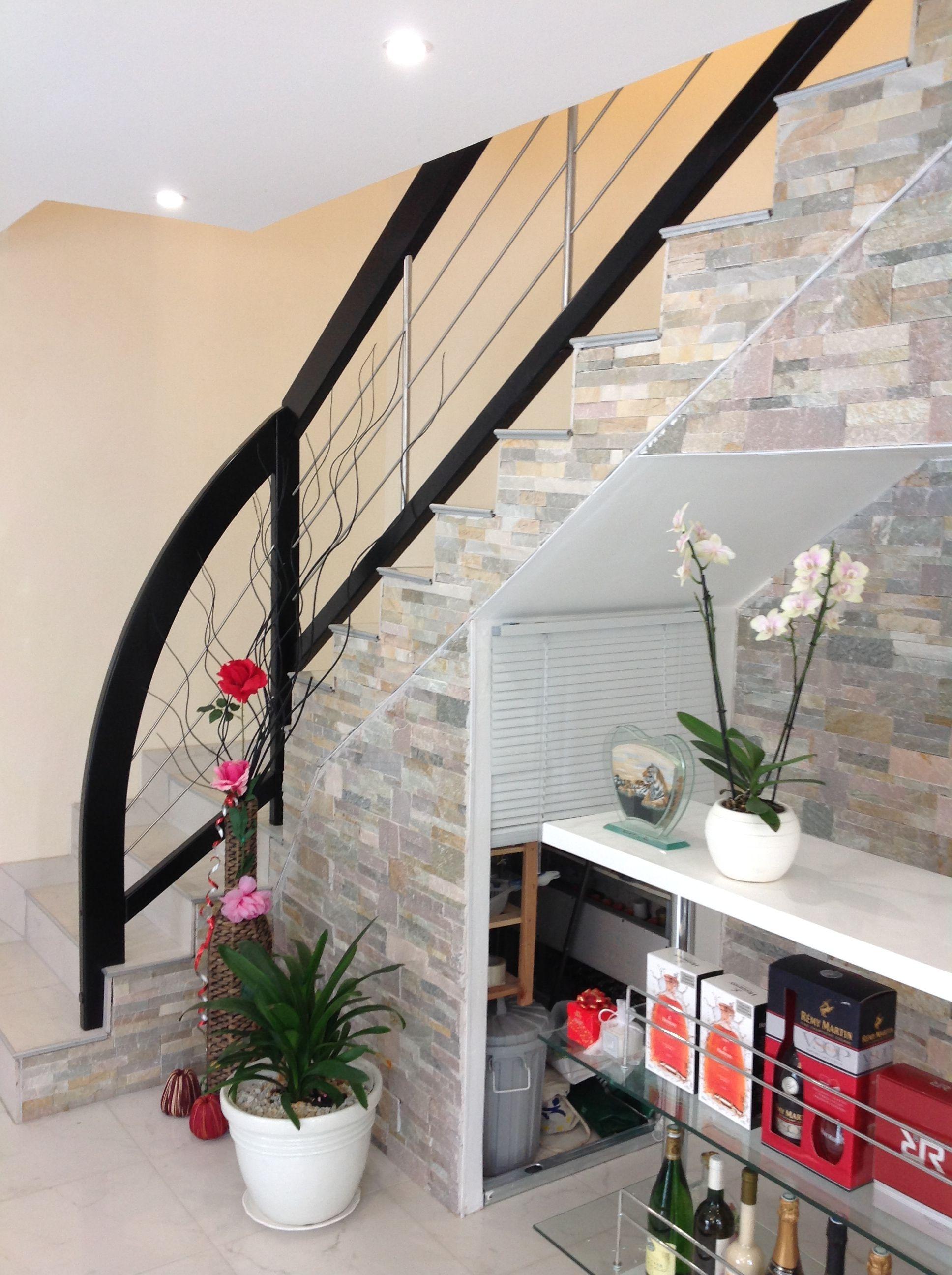 Epingle Sur Habillez Votre Escalier Beton