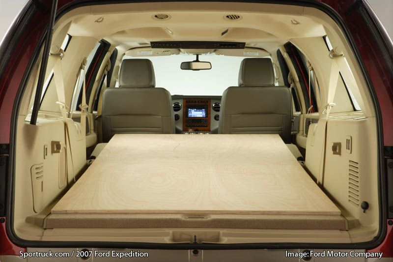 Ford Expedition Interior Dimensions Ideas Ford Expedition Suv Camping Ford Expedition El