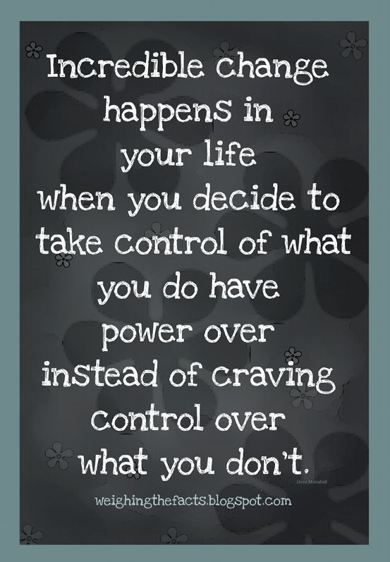 take control of your life quotes