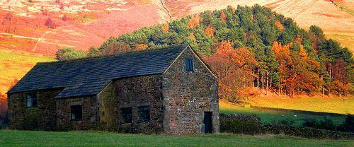 Peak District Cottage dailyshoot Edale