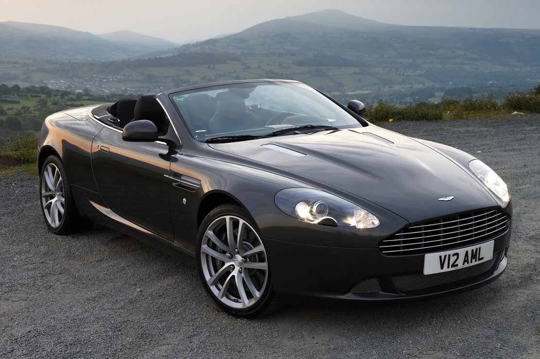 2015 Aston Martin Db9 Convertible Topless Beauties Pinterest