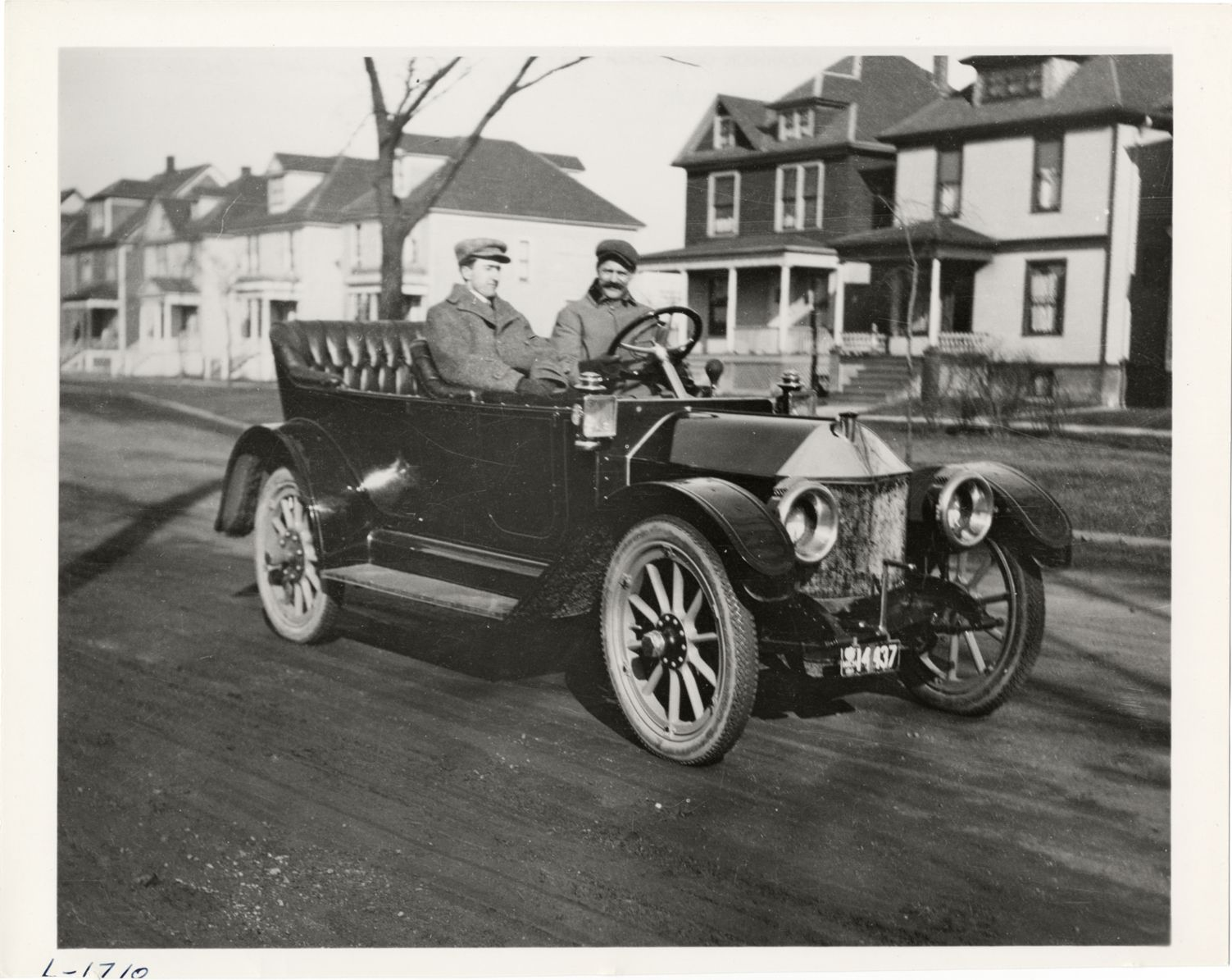 Louis Chevrolet And Mr Murphy In Chevrolet Automobile Dpl Dams