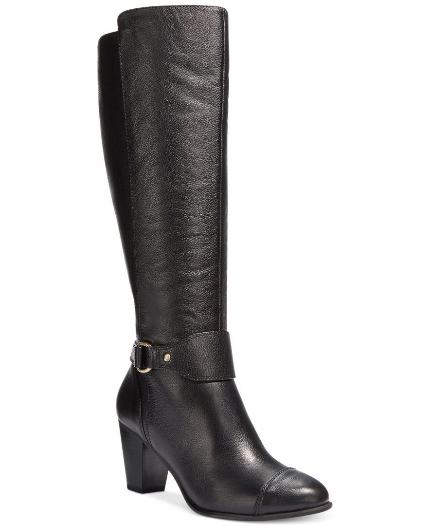 e14bfc2b8a5e Giani Bernini Cagney Tall Wide Calf Boots