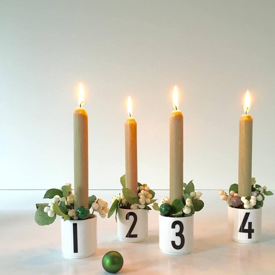 Inspiration Fur Deinen Weihnachtskranz Lasse Zum Advent Die