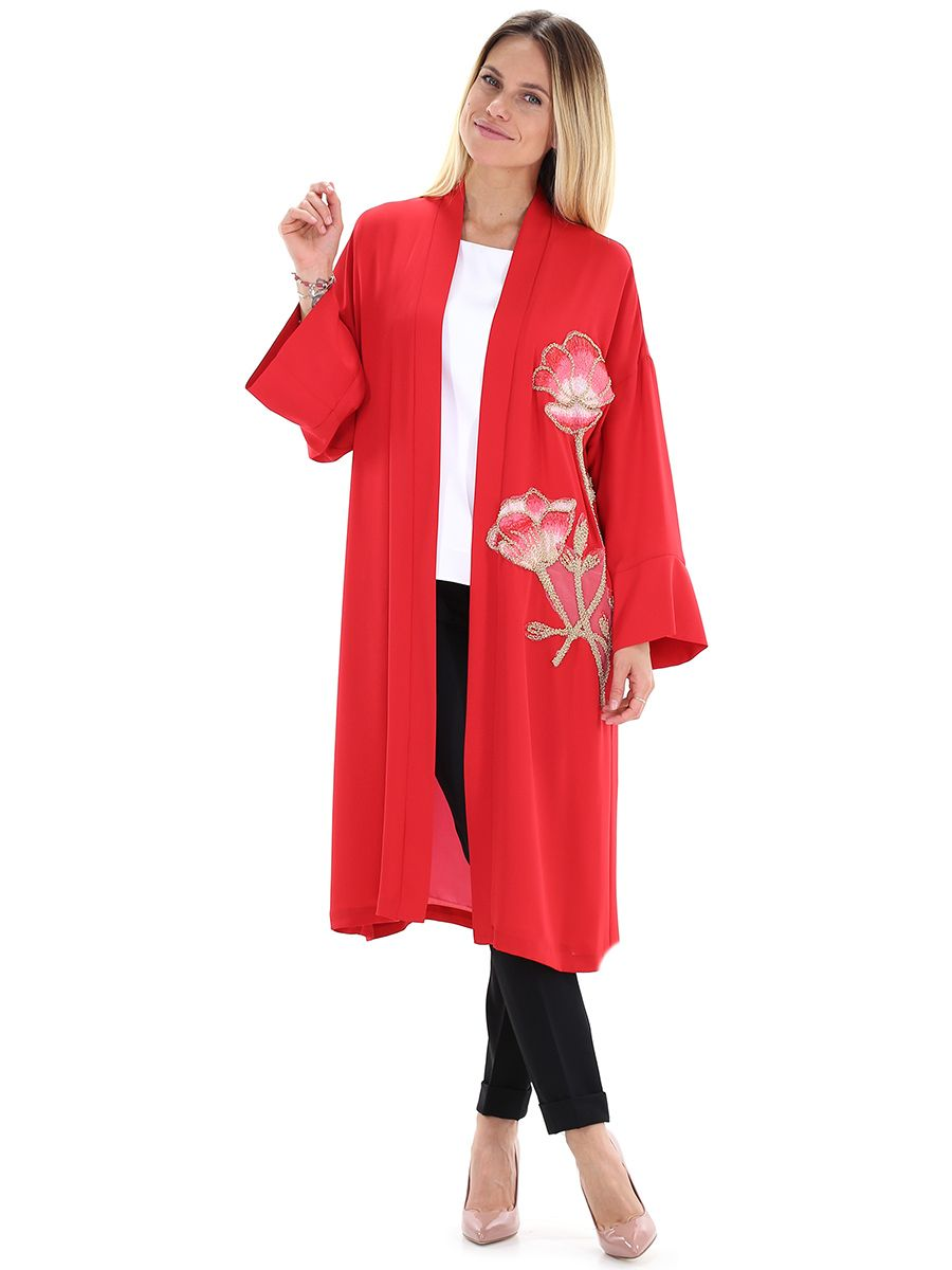 cheap for discount 4f52c e31ba Giacca nel 2019   SPRING SUMMER 2019 Giacche   Giacca kimono ...