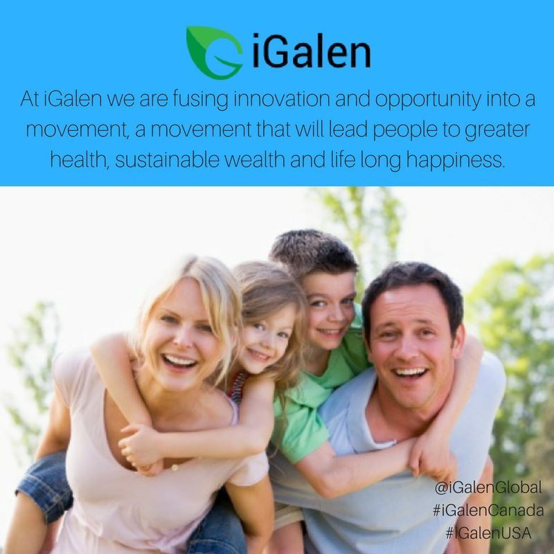 The Business Opportunity IGalen is a ground floor