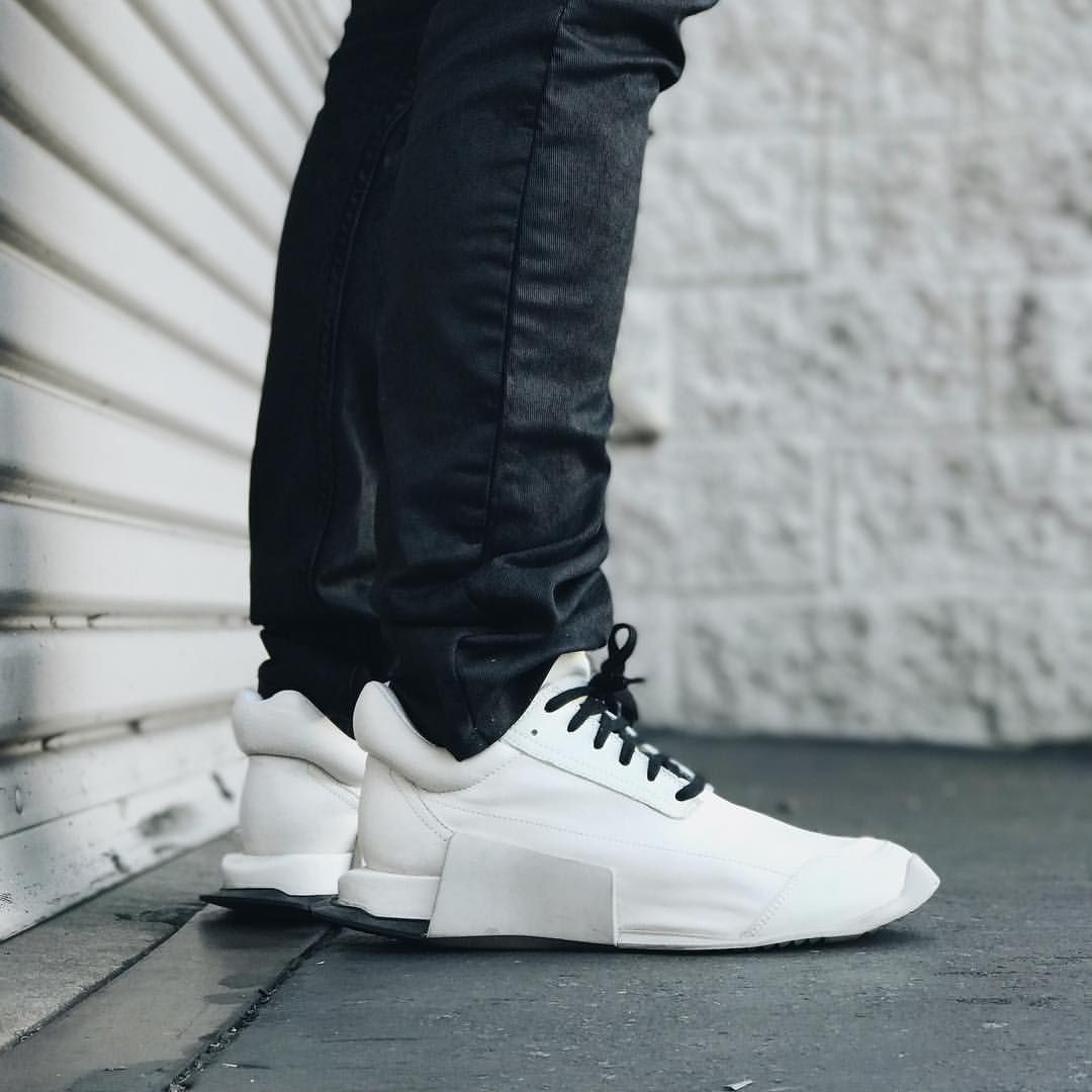 af4777a563e Rick Owens x adidas Level Runner