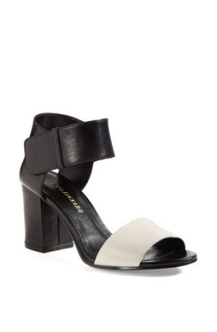 d068ed0995c Enzo Angiolini  Gwindell  Sandals via Nordstrom --- love the chunky heels  for spring!