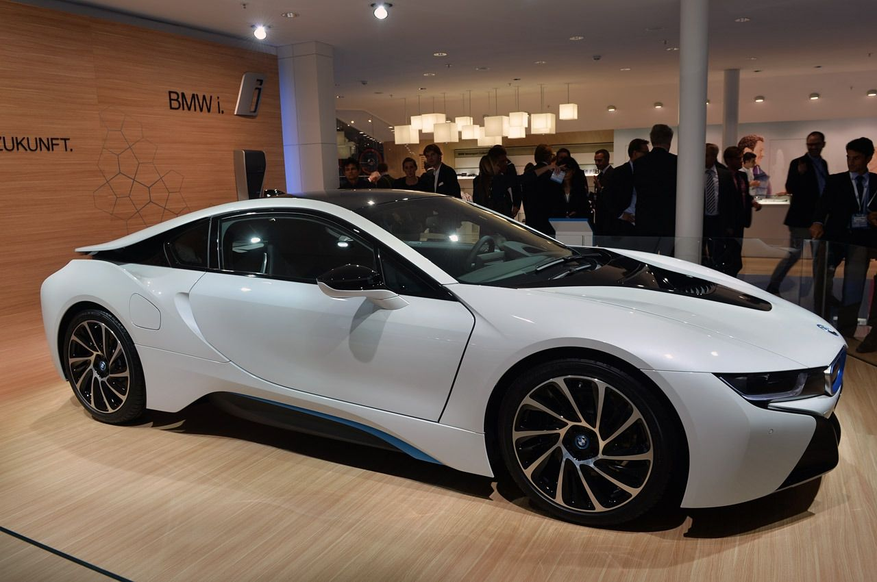 Bmw I1 Would Be Busy With The Development Of A Sports Car Above The I8,
