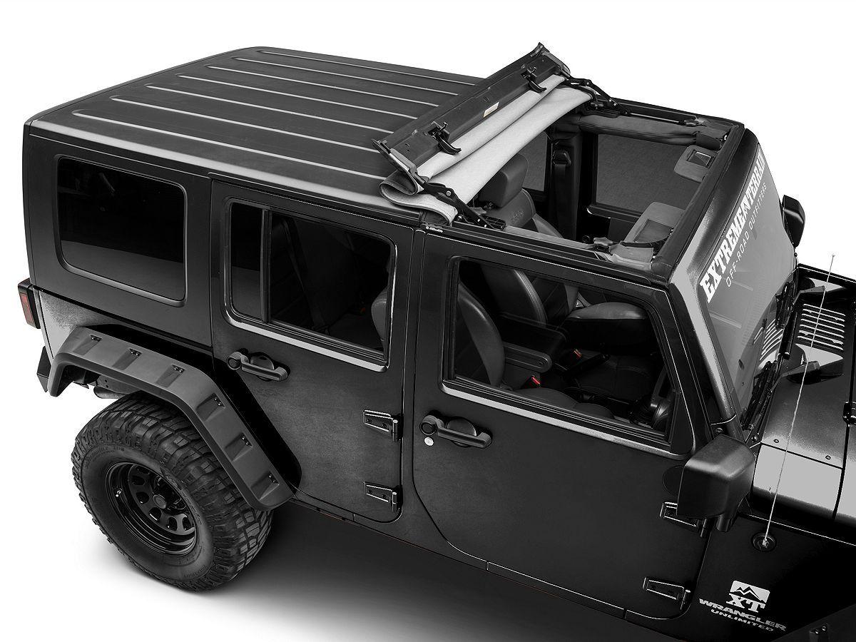 Bestop Jeep Wrangler Sunrider For Hardtop Black Diamond 52450 35 07 18 Jeep Wrangler Jk Jeep Wrangler Jk Jeep Wrangler Jeep