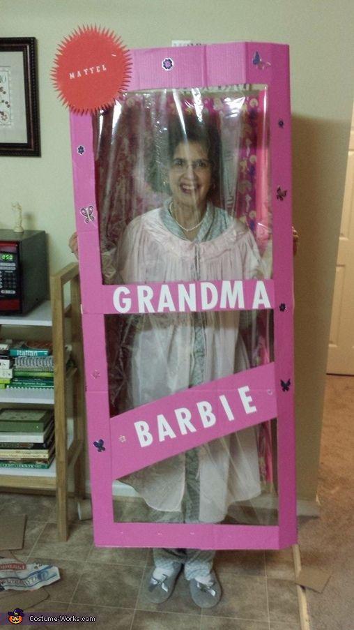 Grandma Barbie - Halloween Costume Contest at Costume-Works - barbie halloween costume ideas