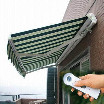 Durable Remote Control Awning To Provide Your Sunlight And Shade At A Time In 2020 Awning Retractable Awning Patio Awning