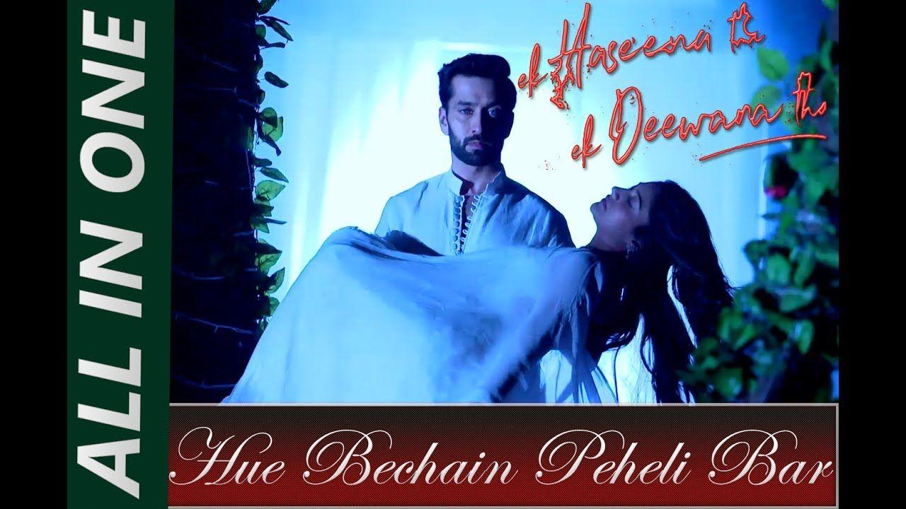 Hue Bechain Shivaay And Anika Ek Haseena Thi Ek Deewana Tha Nad Youtube Songs Atif Aslam