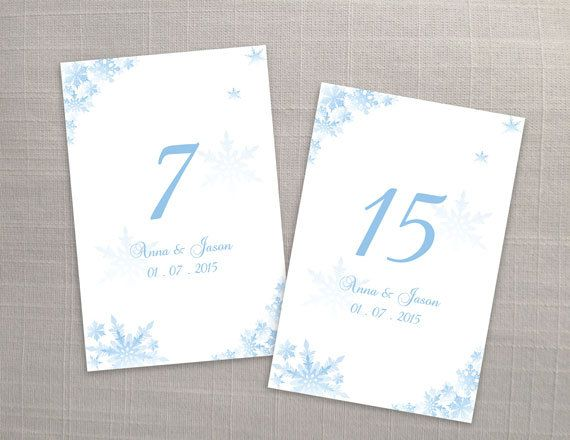 diy printable wedding table number microsoft word template