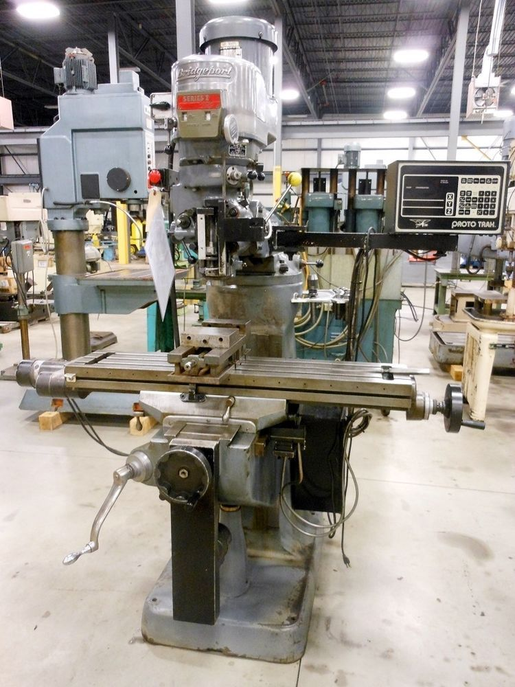 vectrax ctl 618evs toolroom lathe frequency drive system bridgeport cnc mill series i mill w proto trak cnc control kurt vise