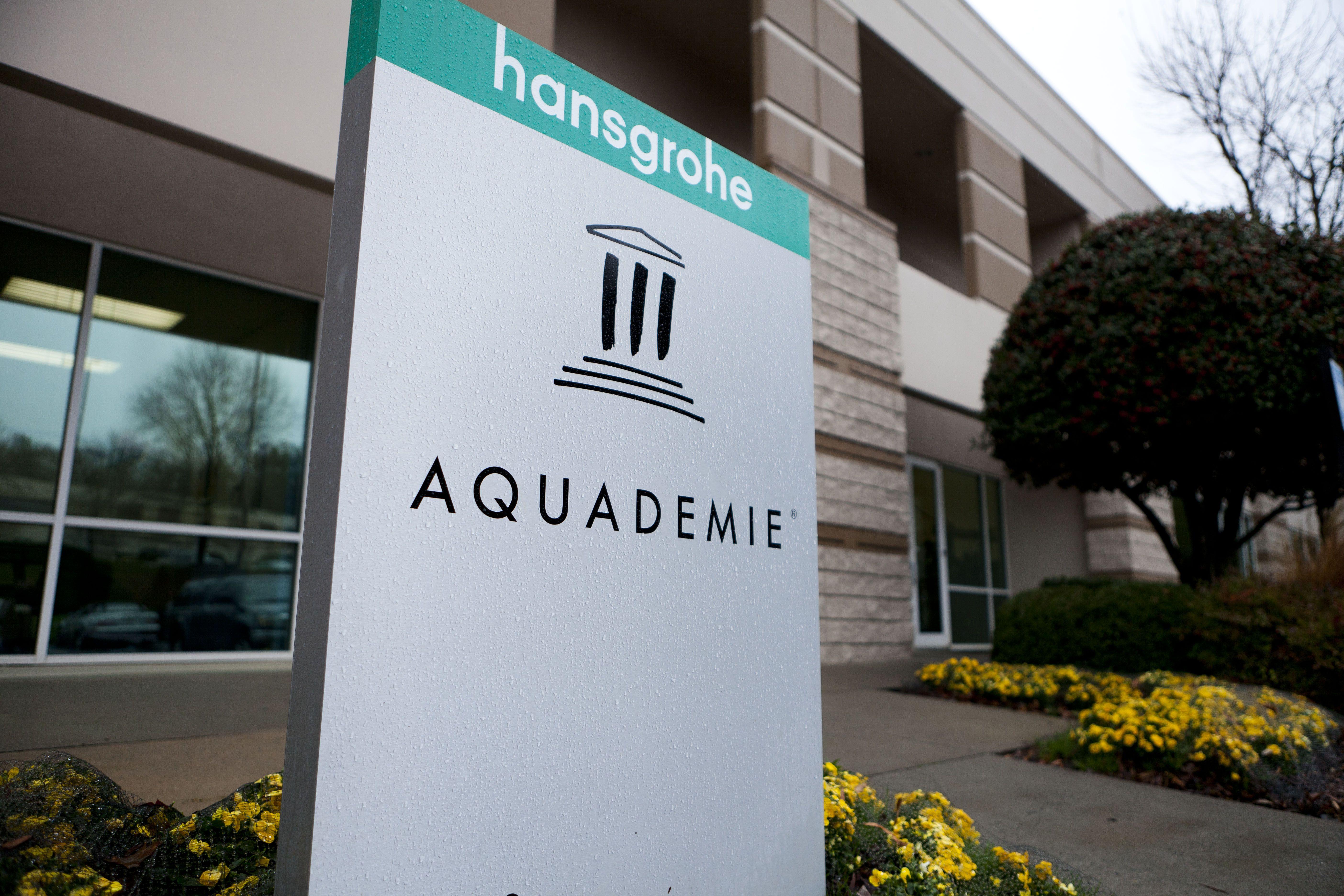 Hansgrohe Aquademie | Home: Flow | Pinterest