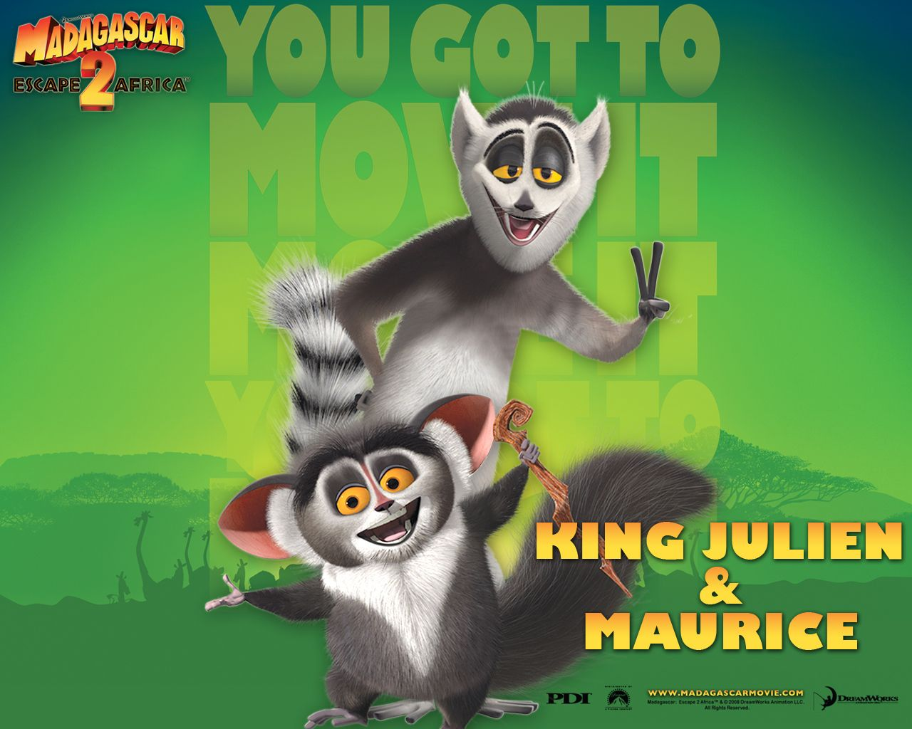 Madagascar Escape Africa Movie Wallpapers | madagascar costumes in