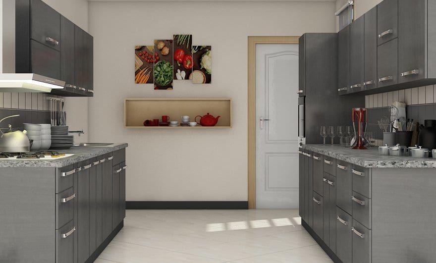 modular kitchen price | Kitchen design trends, Kitchen ...