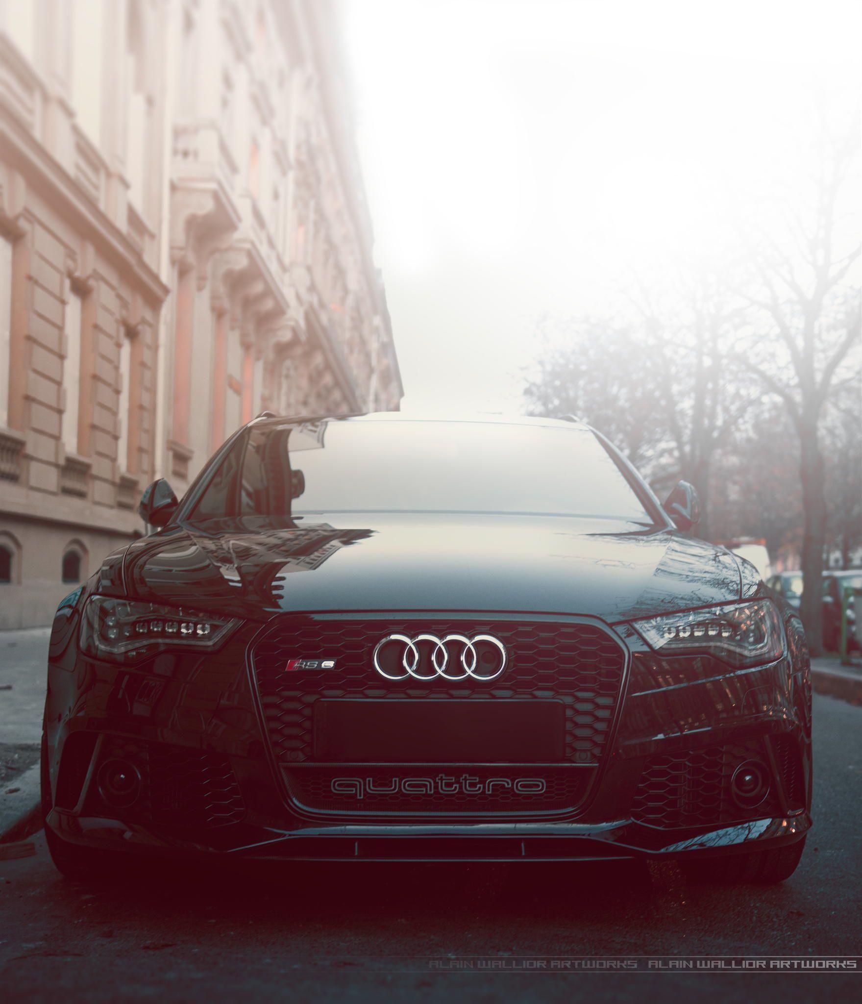 Audi RS6 Avant Cars Pinterest