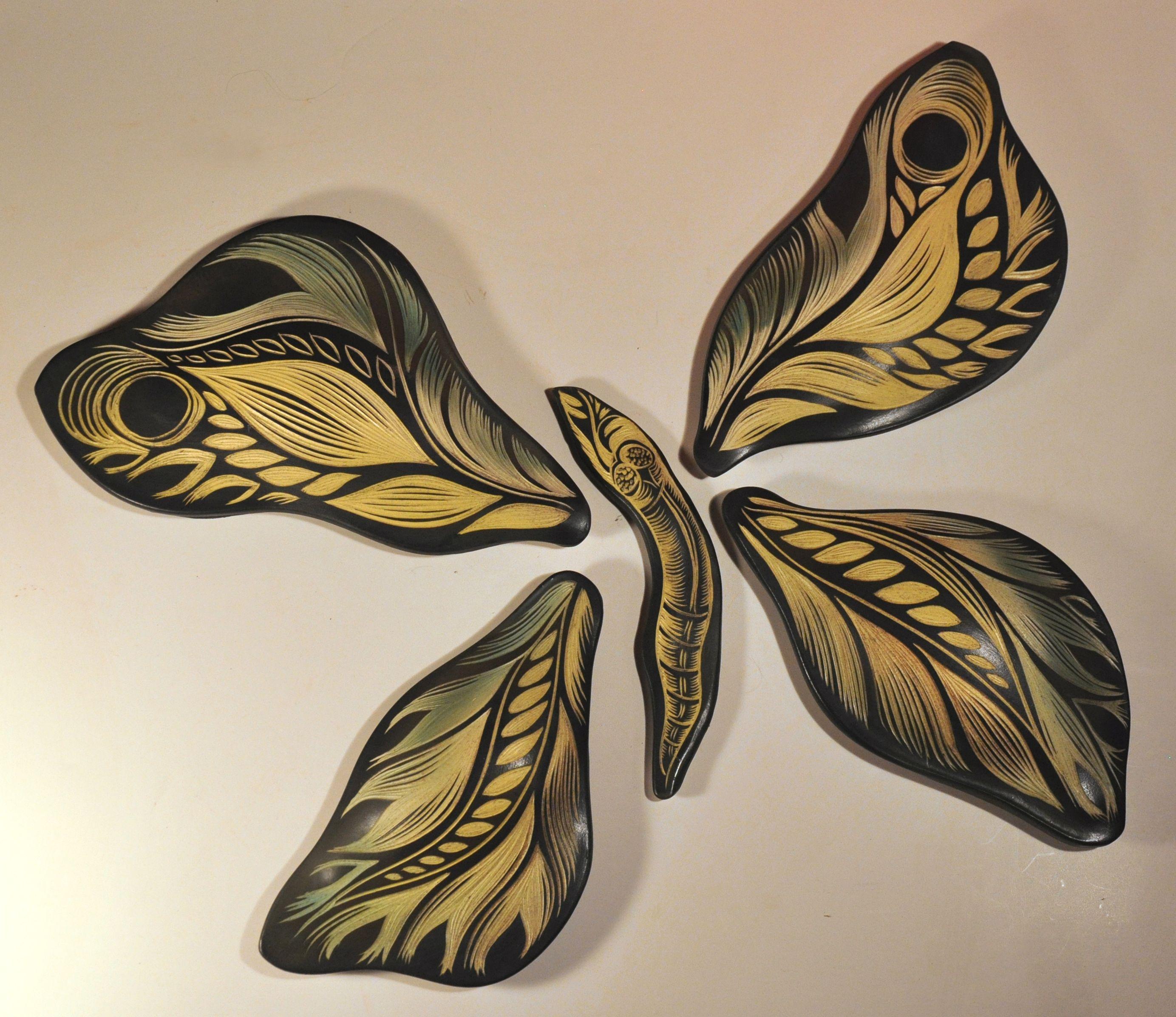 Natalie blake studios handmade ceramic wall art tile ceramic natalie blake studios handmade ceramic wall art tile dailygadgetfo Images