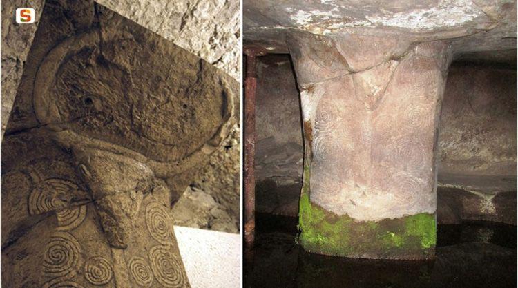 Non solo Pompei sono tante le emergenze archeologiche italiane, tra di queste la Domus de Janas de sa Pala Larga, con i suoi affreschi e protomi taurine. Adesso l'associazione Nurnet rilancia l'allarme. Scopri tutto adesso!