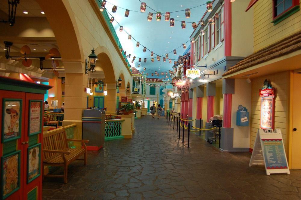Disney S Caribbean Beach Resort Market Street Food Court For More Photos Information