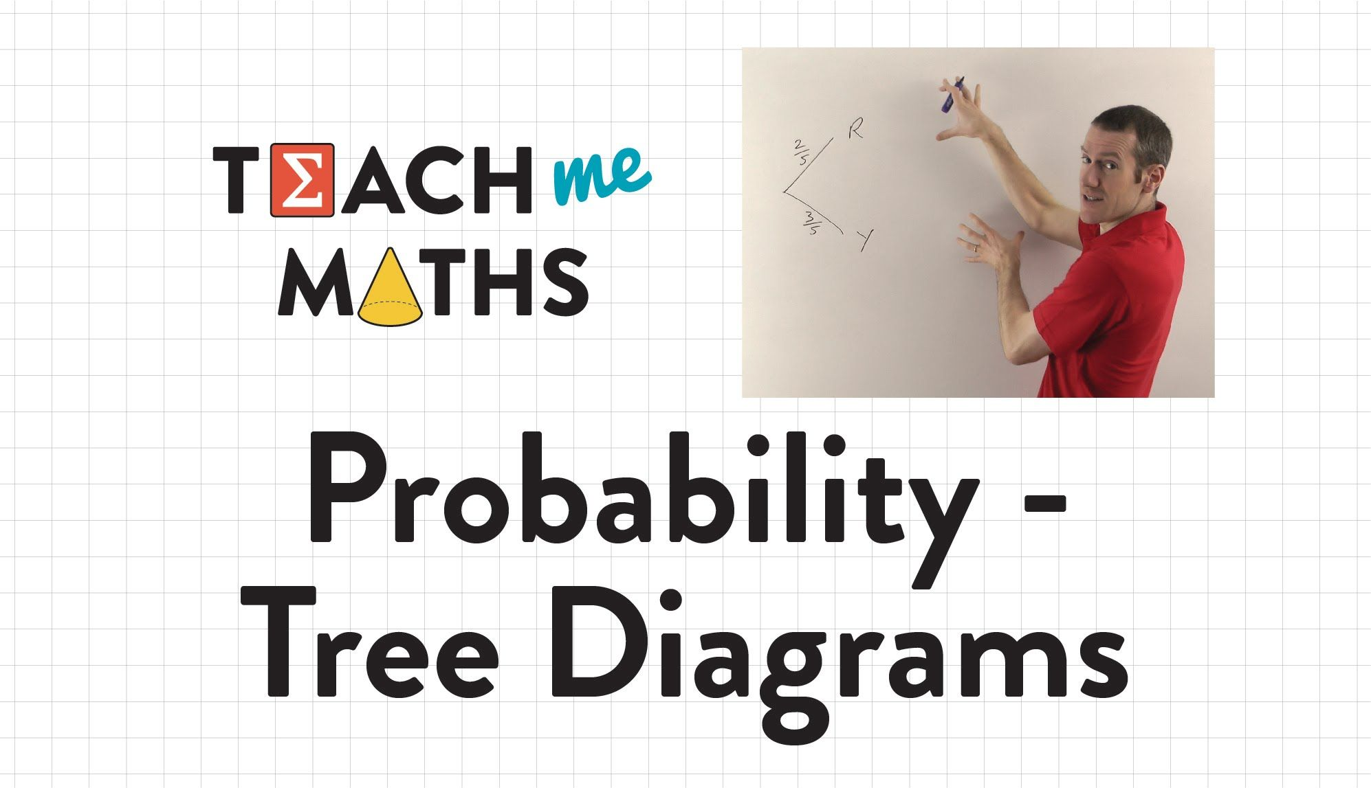 Probability Tree Diagrams Probability Tree Diagram Diagram Math