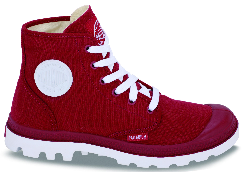 Palladium Boots ! 72886-606 Blanc Hi