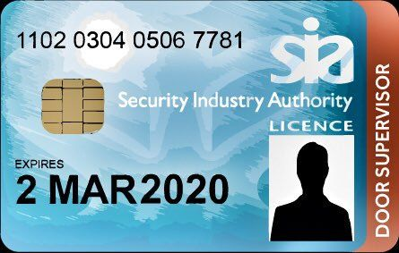 Sia Licence Renewal With Images Sia Licence Security Training