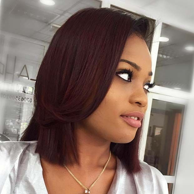 23 popular bob weave hairstyles for black women  page 2