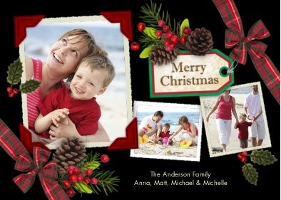 Flat Cards Photo Cards Personalized Cards Walgreens Photo