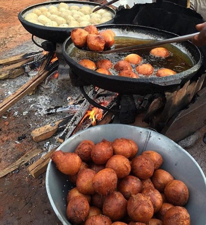 Good Morning Ghana, now all I need is koko