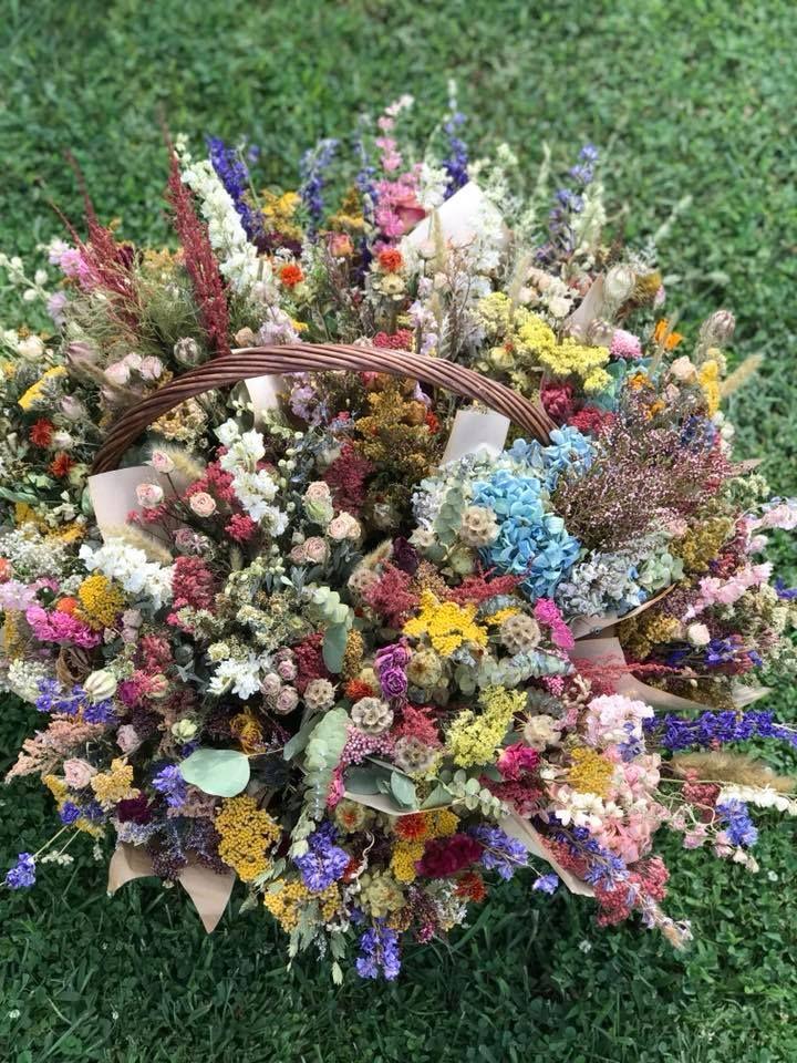 Life is Short! Buy the flowers... monterayfarms