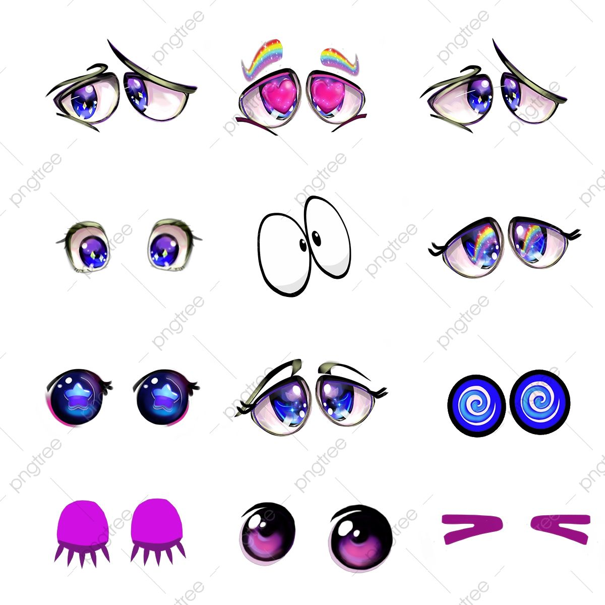 Funny Cute Cartoon Eyes Handdrawn Digital Art Eyes Clipart Png Eye Png Transparent Clipart Image And Psd File For Free Download Cute Cartoon Eyes Cartoon Eyes How To Draw Hands