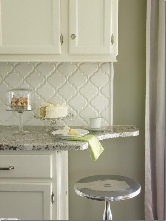 Awesome Tile Backsplash Corner