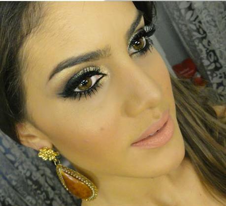 Camila Coelho-wedding makeup
