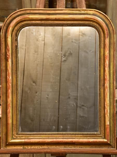 Rustic Louis Philippe mirror - medium Living rooms Pinterest