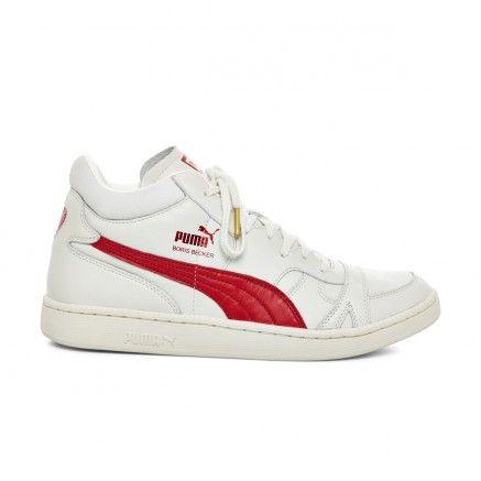Puma Boris Becker Leather whisper white   Sneakers