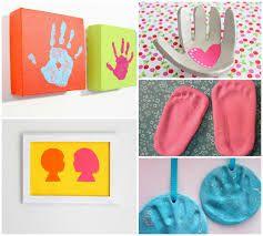 Resultado de imagen para manualidades arte con huellas de manos y pies dia del padre