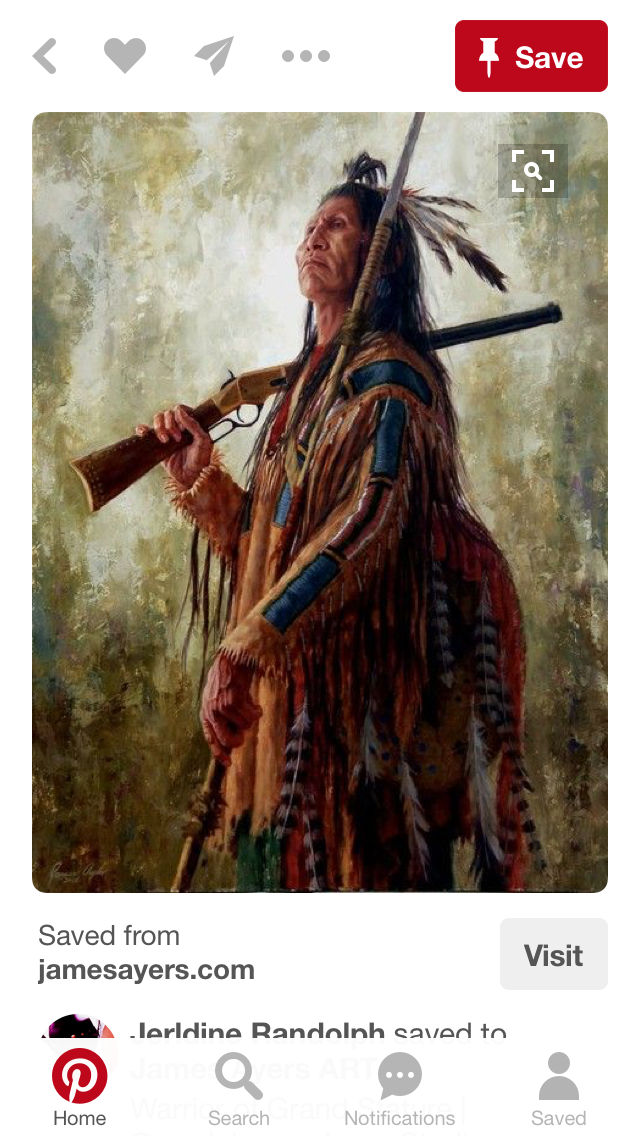 Images Of Native Americans