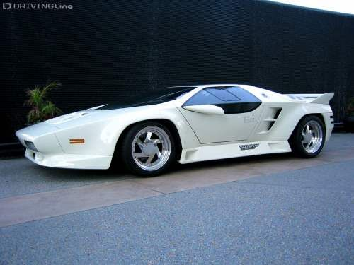 Vector W8 The Vector W8 Was An American Supercar Produced From 1990 To 1993 And Was Manufactured By The Vector Aeromotive Co A Total Of 22 W Super Cars Unique Cars Concept Cars