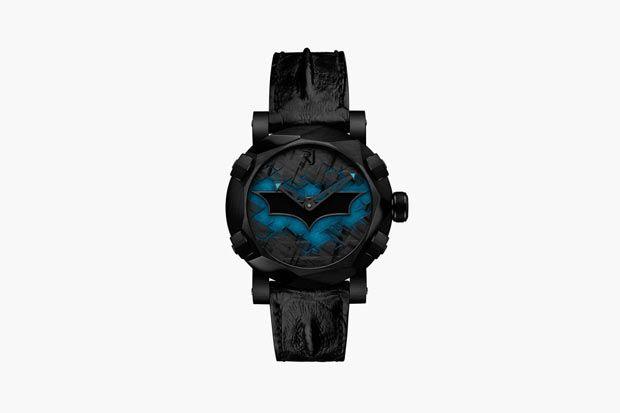 Romain Jerome lança edição limitada de relógio de luxo do Batman