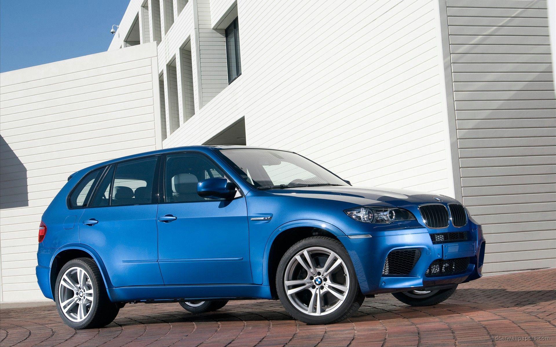 BMW X5 M in Monte Carlo Blue AUTOMOBILIA Pinterest