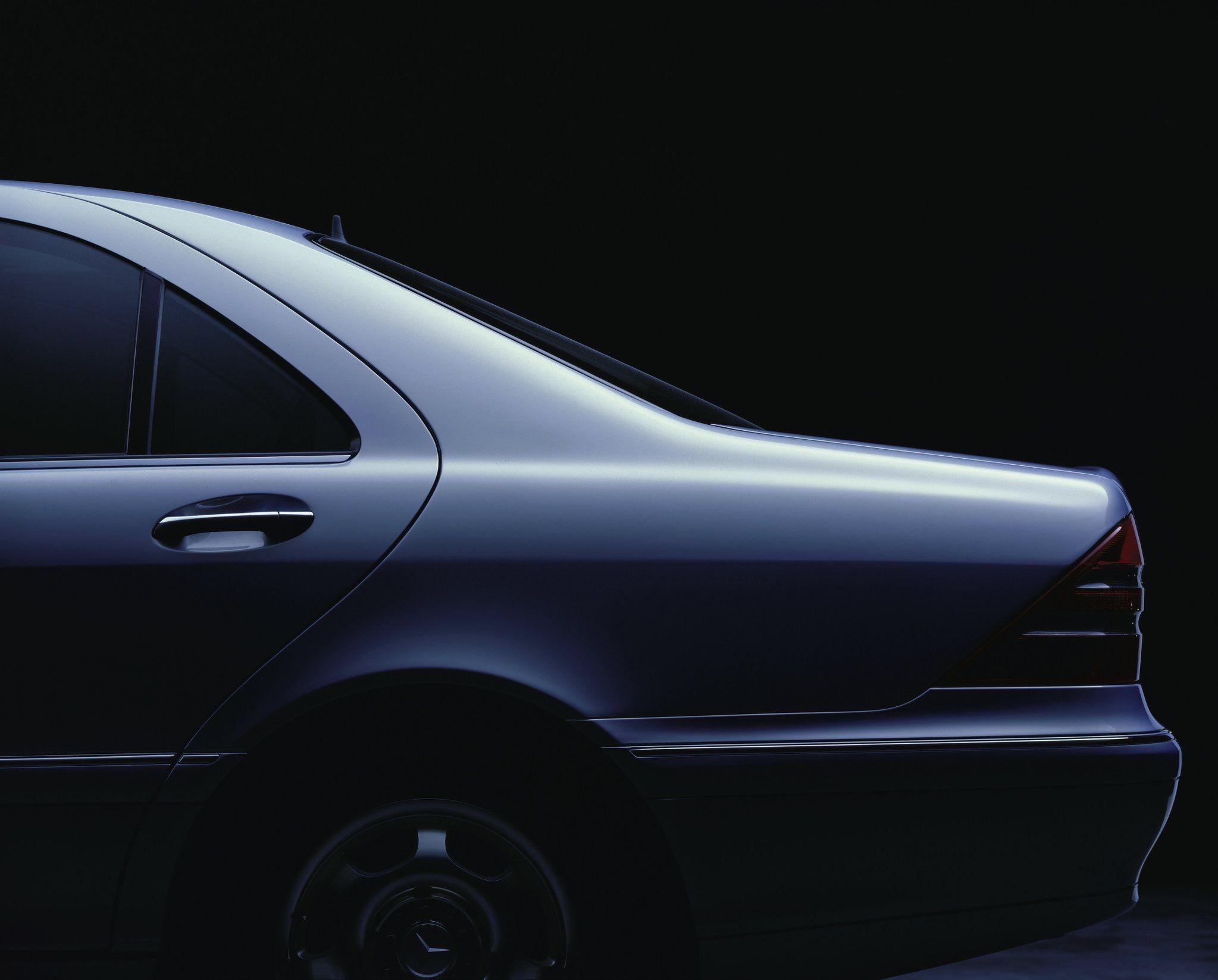Mercedes Benz S Klasse W220