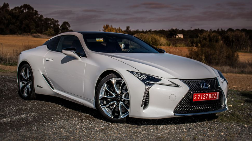 2019 Lexus Lc 500 Release Date And Price Even Way Back In 2012