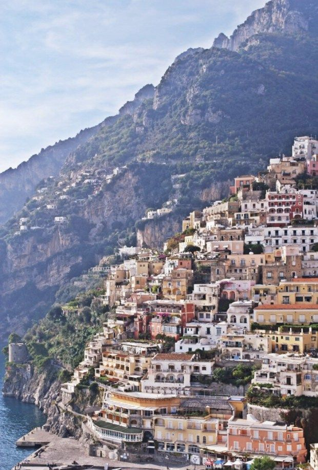 Falling in Love with Positano on Italy's Beautiful Amalfi Coast